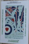 X48078 1/48 Bae Hawk T.1 (1) decals